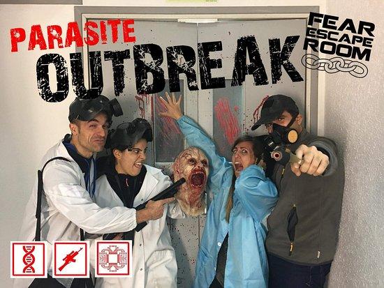 Escape Room El Laboratorio Del Zombie