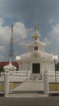 Nakhon Si Thammarat Province, Thailand: Nakhon Si Thammarat City Pillar Shrine