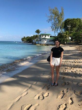 Lower Carlton, Barbados: Mullins Beach