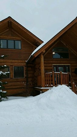 Superior Gateway Lodge Organic Bed and Breakfast: Snapchat-1281621870_large.jpg