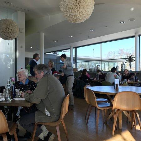 Rooftop Restaurant Ashmolean: photo0.jpg