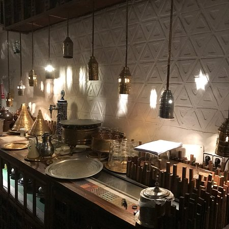 Foto de la cocina del desierto madrid for La cocina del desierto madrid