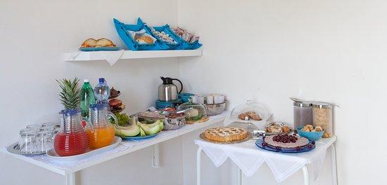 Castelluzzo, Italija: Buffet  della colazione