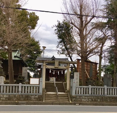 Sezaki Sengen Shrine
