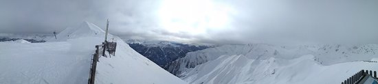 Serfaus, Østerrike: slopes