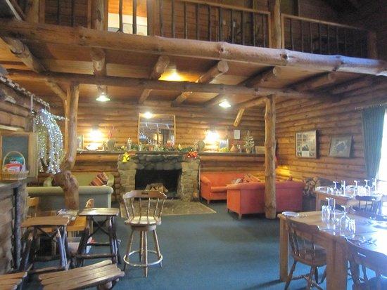 Moina, Australia: Inside The Lodge