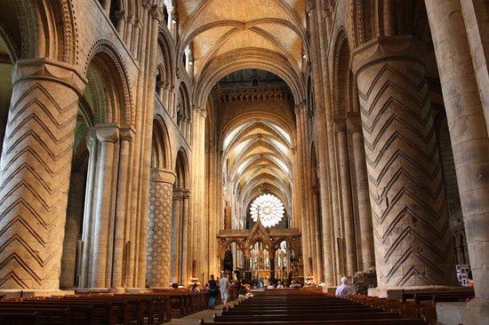Foto de catedral de durham durham durham durham for Catedral de durham interior