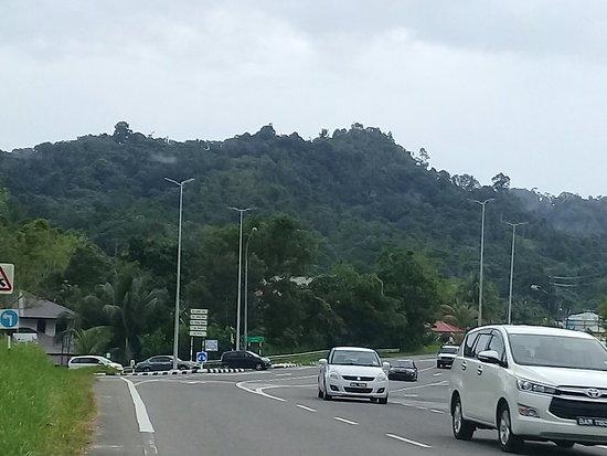 Bandar Seri Begawan, Brunei Darussalam: Bukit Saeh