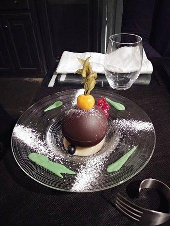 Palla di cioccolato
