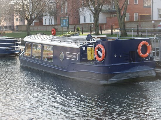 Chichester Ship Canal Trust: The Kingfisher