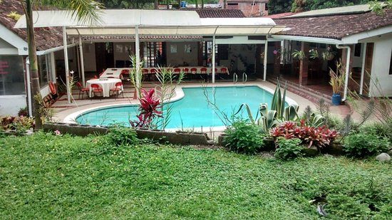 Ibagué, Colombia: Piscina