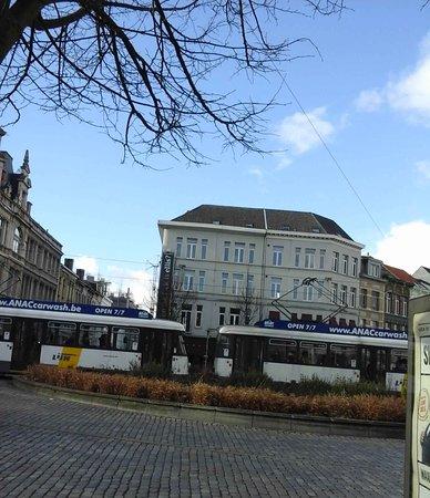 Antwerp Tram : Great transport system