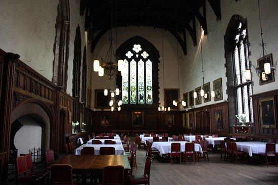 Durham, Durham Castle, The Great Hall