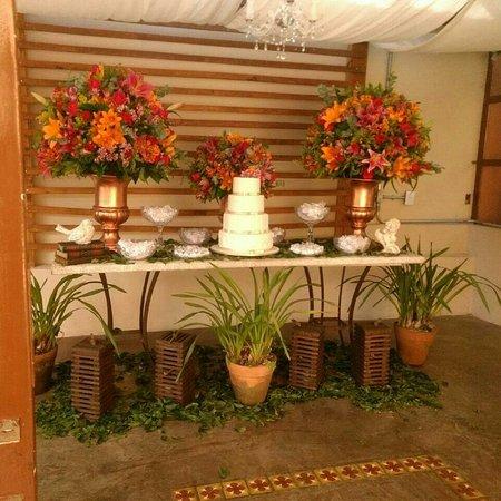 Flores Na Varanda Casamento Picture Of Flores Na Varanda