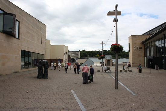 Durham Millennium Place With Gala Theatre To The Right Picture Of