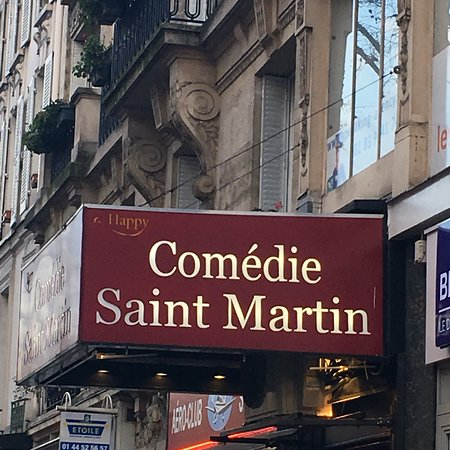 Theatre de la porte saint martin theatre de la - Theatre de la porte saint martin 75010 paris ...