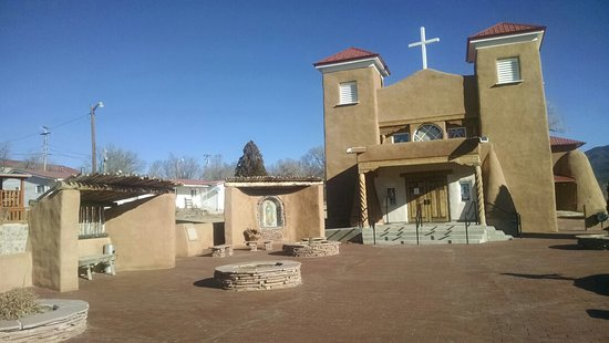 Questa, NM: St. Anthony Catholic Church