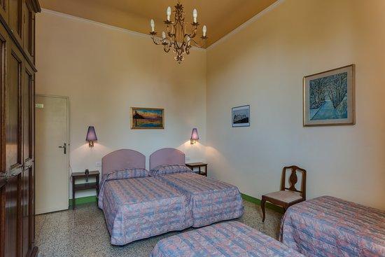 Giotto Park Hotel: Camera quadrupla