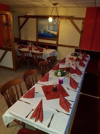 """Neubrandenburg, Alemania: Griechisches Restaurant """"Olympisches Feuer"""""""