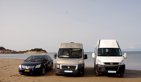 Roda, Grecia: Our Fleet At Your Service!
