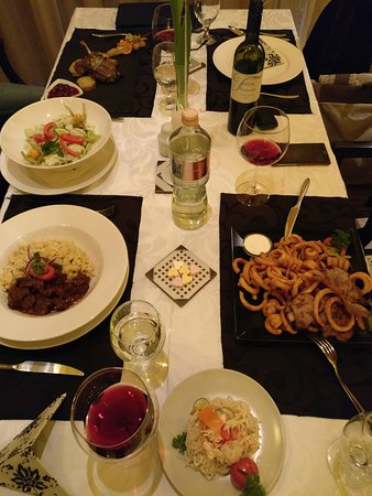 Vecses, Macaristan: Big portions