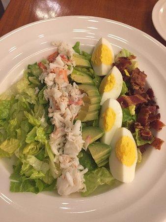 Oxon Hill, MD: Crab salad