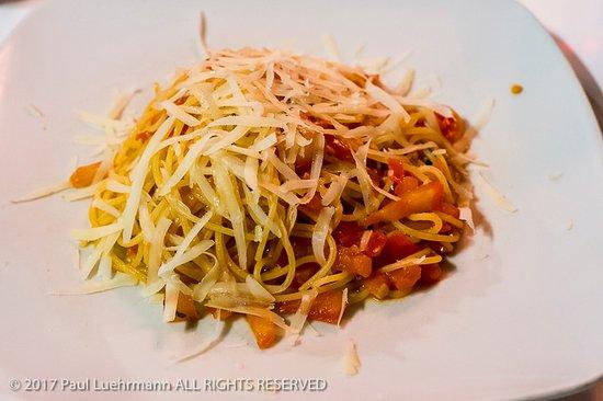 Osteria Pepo: Pepo - Spaghetti Pepo