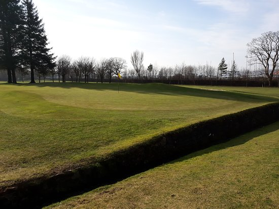 Largs Golf Club: 3rd Green