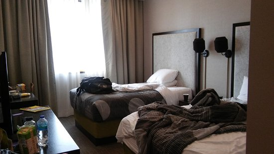 The Leon Hotel : Superior double