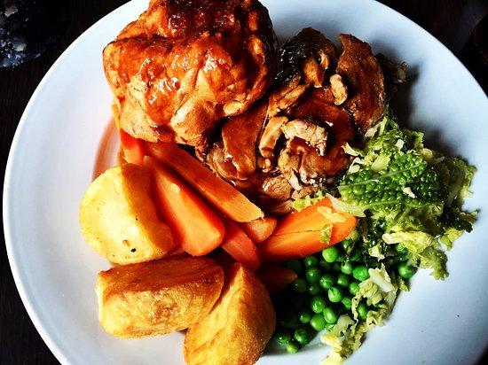 Fenwick, UK: Roast Beef Sunday Lunch