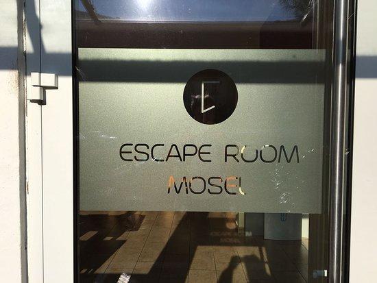 Escape Room Mosel: E R Mosel