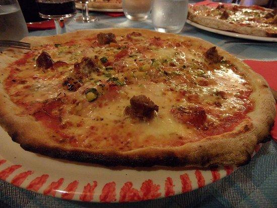 Paesana, Italië: pizze