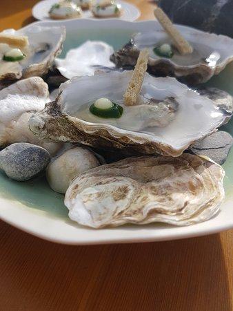 La Bouitte : huître Gillardeau
