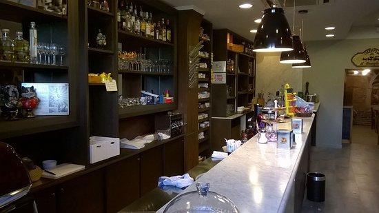 Il bar rinnovato nell 'anno 2016