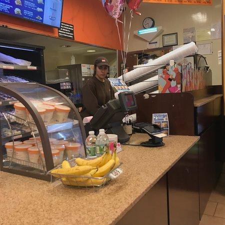 Farmingville, État de New York : Dunkin Donuts