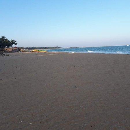 Kalpitiya, Sri Lanka: Kudawa beach