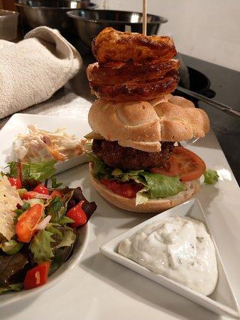 Beckermet, UK: The White Mare Restaurant