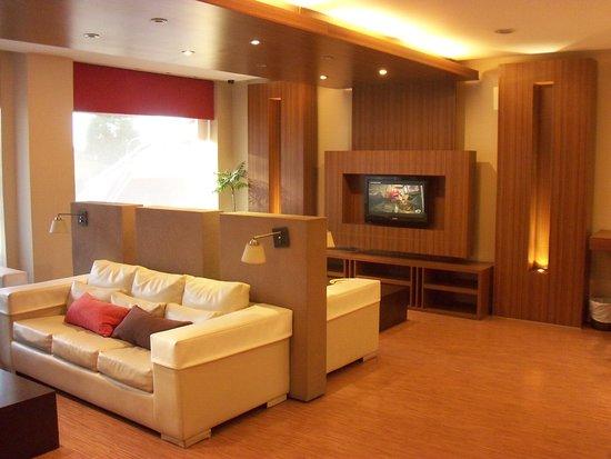 Hotel Carlos V Patagonia Bariloche: Lobby