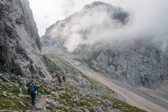 Vadu Crisului, Rumania: Slovenia Mangart Via Ferrata