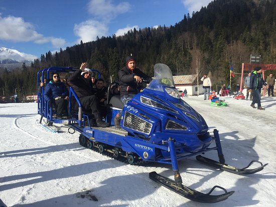 ALPINA SHERPA ROMANIA Picture Of Quad Team Building Poiana Brasov - Alpina sherpa