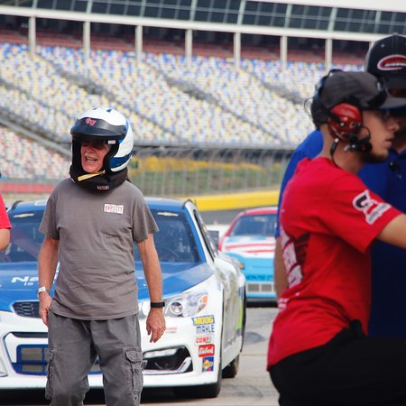 Richard Petty Driving Experience Concord 2019 All You