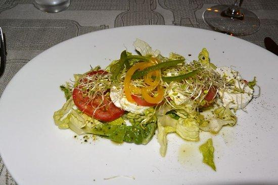 Flamingos, México: Italian - Caprese salad - yum!
