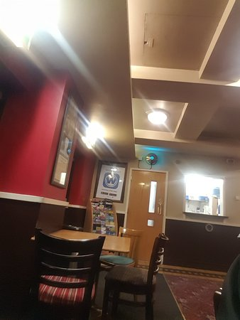 Kirkby, UK: My local Wetherspoon pub