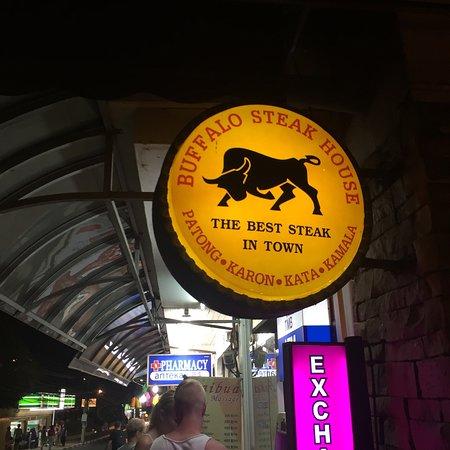 Buffalo Steak House - Karon Beach: photo1.jpg