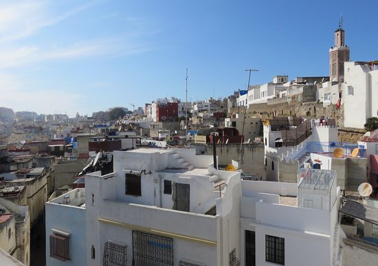 Said Private Day Tours : view from rooftop