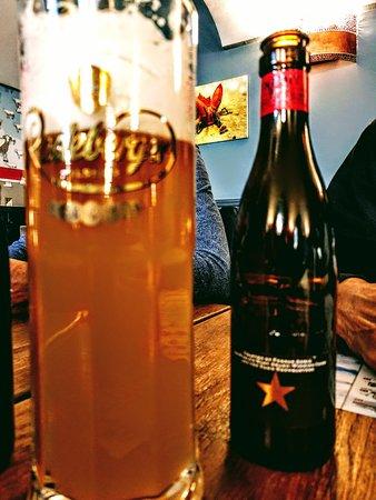 L'Oragiusta: birra di buon livello