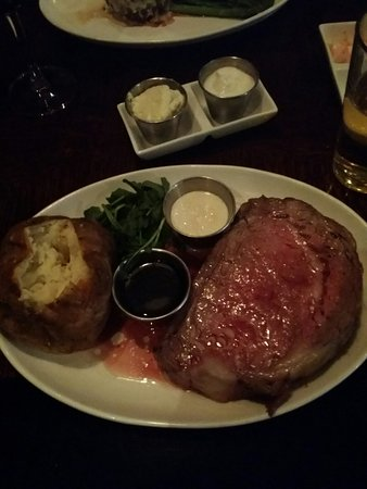 Cedars Steak House: Cedar Cut, excellent!