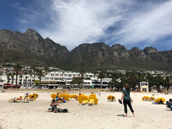 Camps Bay Photo