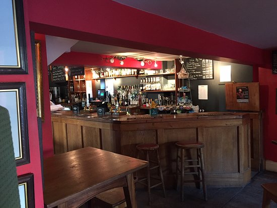 Helperby, UK: Bar