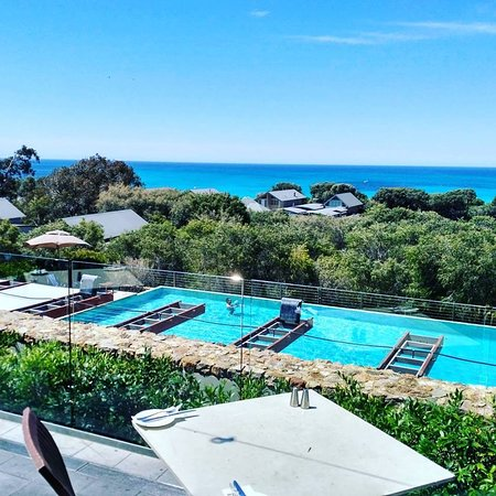 Pullman Bunker Bay Resort Margaret River Region: View from the Restaurants Balcony